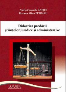 Publica cartea ta la Editura Stiintifica Lumen anitei didactica ed 2