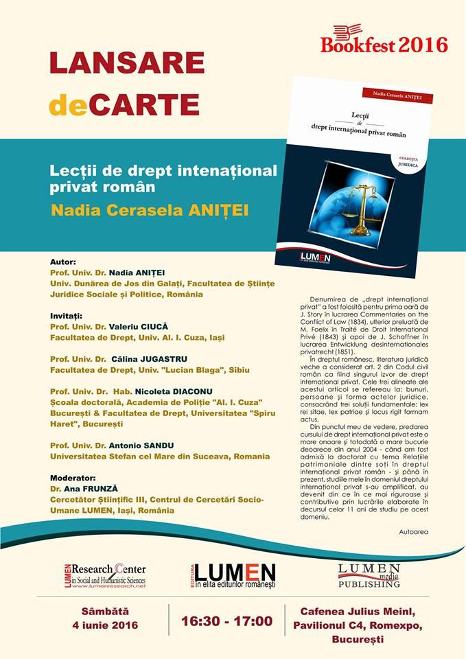 Publica cartea ta la Editura Stiintifica Lumen 13233071 1020207811406723 1676167691065119582 n
