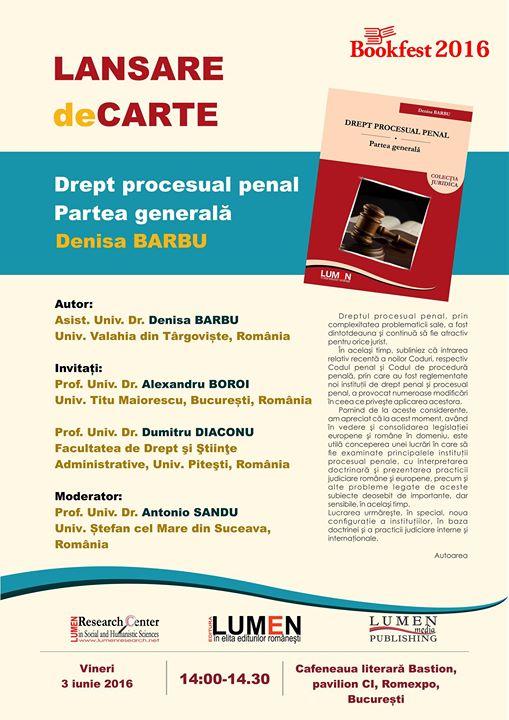 Publica cartea ta la Editura Stiintifica Lumen 6339f82315f65c06c10def0c5c028598