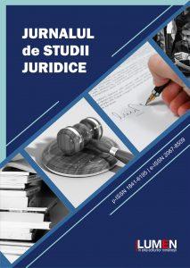 Publish your work with LUMEN COVER Jurnalul de Studii Juridice