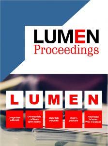 Publica cartea ta la Editura Stiintifica Lumen LUMEN Proceedings