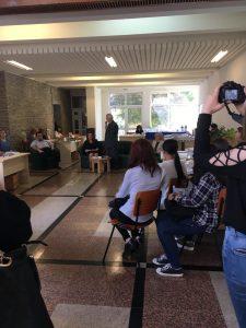 Publica cartea ta la Editura Stiintifica Lumen poza lansare pavaleanu