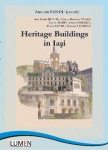 Publica cartea ta la Editura Stiintifica Lumen SANDU Heritage buildings